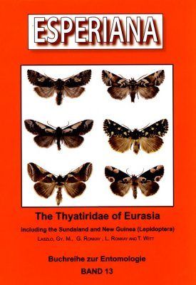 Esperiana, Volume 13: The Thyatiridae of Eurasia