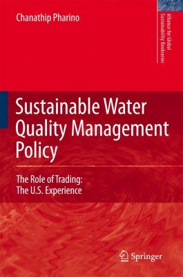 Sustainable Water Quality Management Policy
