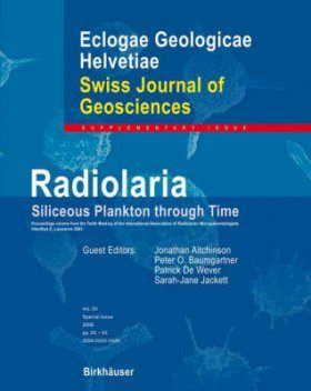 Radiolaria: Siliceous Plankton through Time