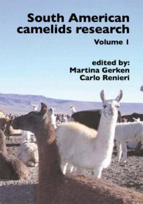 South American Camelids Research, Volume 1