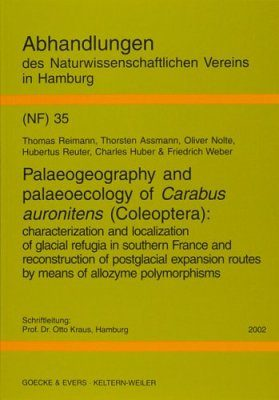 Palaeogeography and Palaeoecology of Carabus Auronitens (Coleoptera)