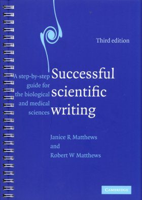 Successful Scientific Writing