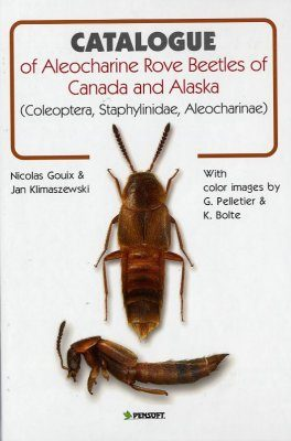 Catalogue of Aleocharine Rove Beetles of Canada and Alaska (Coleoptera, Staphylinidae, Aleocharinae)