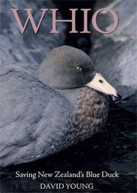 Whio: Saving New Zealand's Blue Duck