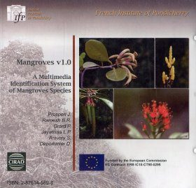 Mangroves V1.0: A Multimedia Identification System of Mangrove Species