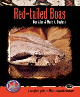 Red-Tailed Boas