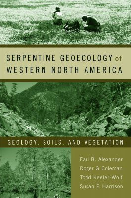Serpentine Geoecology of Western North America