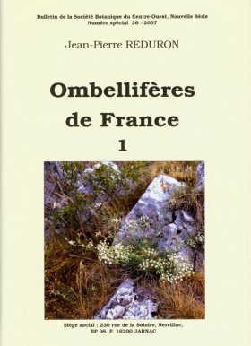 Ombellifères de France, Tome 1 [Umbelliferae of France, Volume 1]