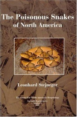 The Poisonous Snakes of North America