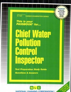 Chief Water Pollution Control Inspector