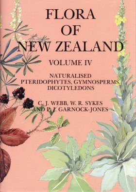 Flora of New Zealand, Volume 4