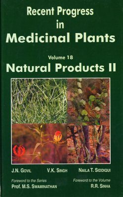 Recent Progress in Medicinal Plants, Volume 18: Natural Products II