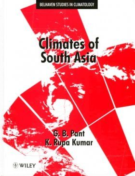 Climates of Southern Asia