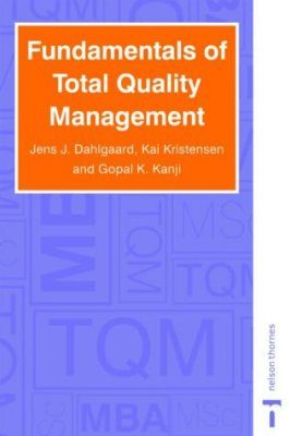 Fundamentals of Total Quality Management
