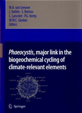 Phaeocystis, Major Link in the Biogeochemical Cycling of Climate- Relevant Elements