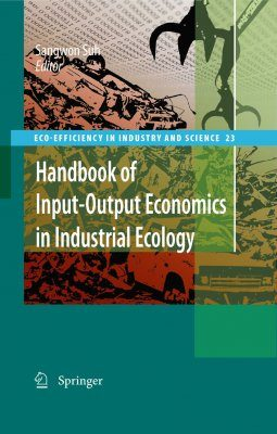 Handbook on Input-Output Economics for Industrial Ecology