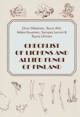 Checklist of Lichens and Allied Fungi of Finland