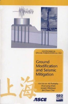 Ground Modification and Seismic Mitigation