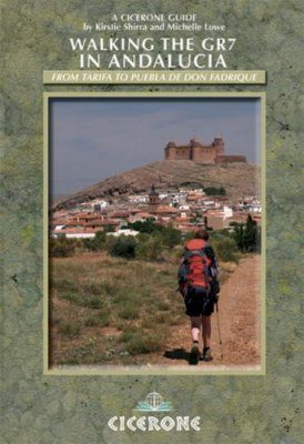 Cicerone Guides: Walking the GR7 in Andalucia