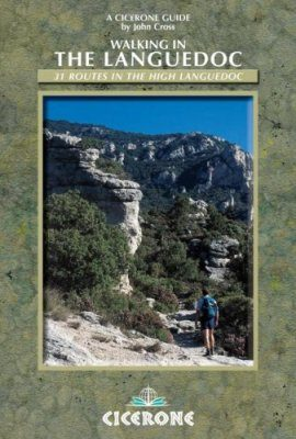Cicerone Guides: Walking in the Languedoc