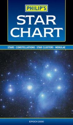 Philip's Star Chart (Folded)