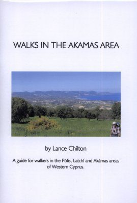 Walks in the Akamas Area