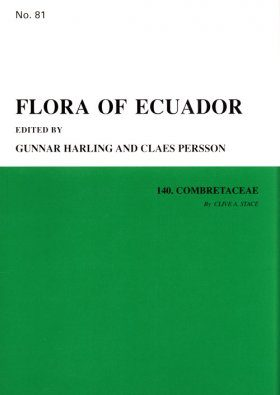 Flora of Ecuador, Volume 81, Part 140: Combretaceae