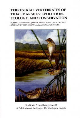Terrestrial Vertebrates of Tidal Marshes: Evolution, Ecology, and
