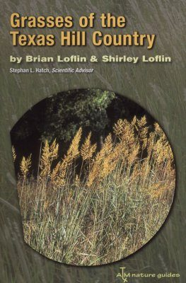 Grasses of the Texas Hill Country
