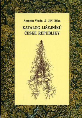 Katalog Lisejniku Ceske Republiky [A Catalogue of Lichens of the Czech Republic]