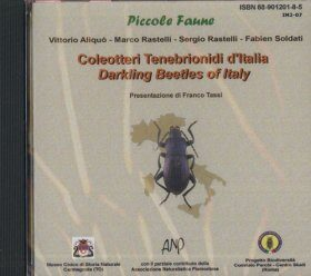 Darking Beetles of Italy / Coleotteri Tenebrionidi d'Italia