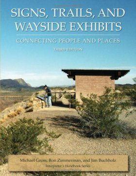 Signs, Trails and Wayside Exhibits: Connecting People and Places