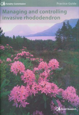 Managing and Controlling Invasive Rhododendron
