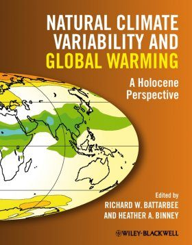 Nature Climate Variability and Global Warming