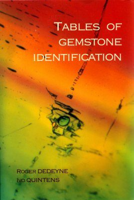 Tables of Gemstone Identification