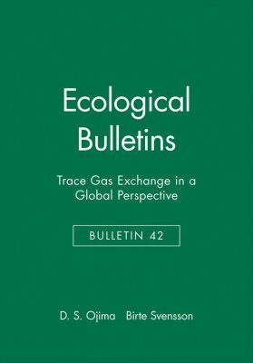 Trace Gas Exchange in a Global Perspective