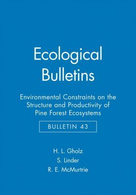 Environmental Constraints on the Structure and Productivity of Pine Forest Ecosystems