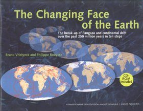 The Changing Face of the Earth: The Break-up of Pangaea and Continental Drift Over the Past 250 Million Years in Ten Steps