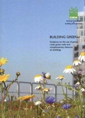 Building Greener