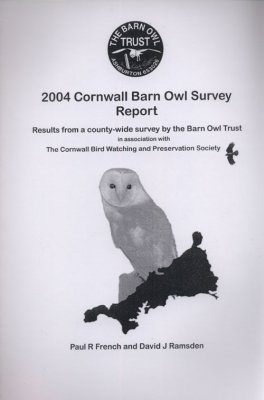 2004 Cornwall Barn Owl Survey Report