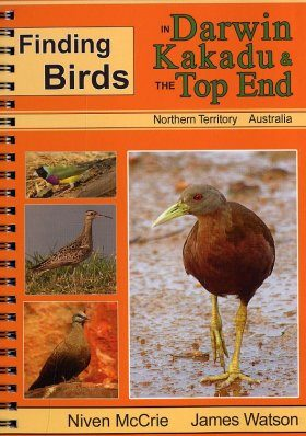 Finding Birds in Darwin, Kakadu and the Top End