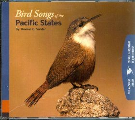 Bird Songs of the Pacific States (2CD)