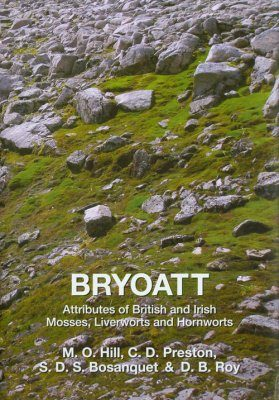 BRYOATT: Attributes of British and Irish Mosses, Liverworts and Hornworts