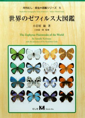 The Zephyrus Hairstreaks of the World (2-Volume Set) [Japanese]