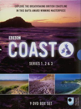 Coast: BBC Series 1-3 (9DVD) (Region 2)