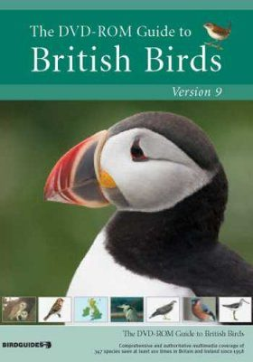 The DVD-ROM Guide to British Birds, Version 9