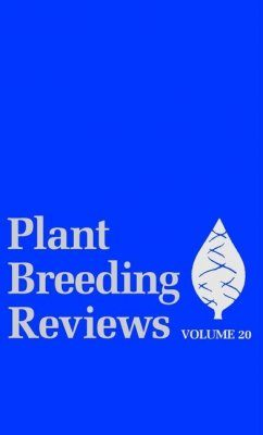 Plant Breeding Reviews, Volume 20