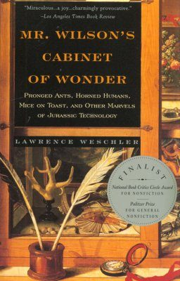 Mr Wilson's Cabinet of Wonders