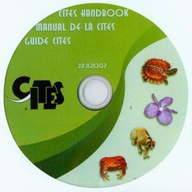 CITES Handbook CD-ROM / Manual de la CITES / Guide CITES