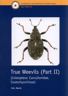 RES Handbook, Volume 5, Part 17c: True Weevils (Part II): (Coleoptera: Curculionidae, Ceutorhynchinae)